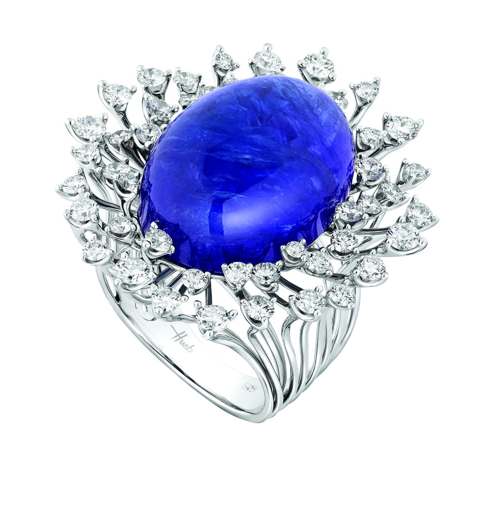 Hueb Jewelry New York Madison Avenue - Luminus_ring tanzanite.jpg