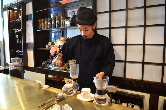 Hi Collar Coffee Bar Japanese East Village New York City Photo Credit kathyylchan.jpg