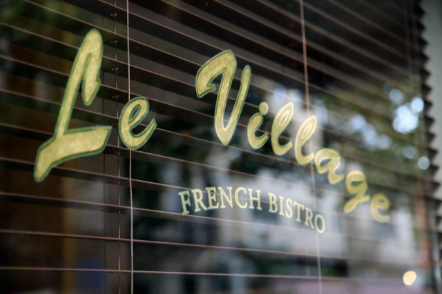 Dining - Le Village NYC - Façade.jpg