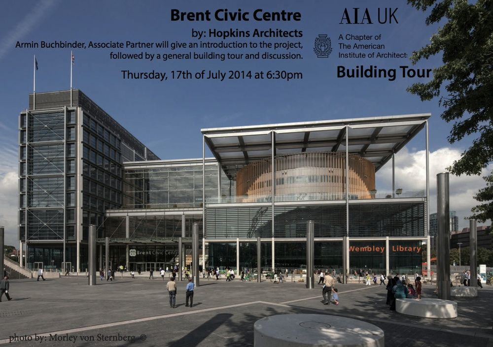 Brent Civic Centre Building Tour