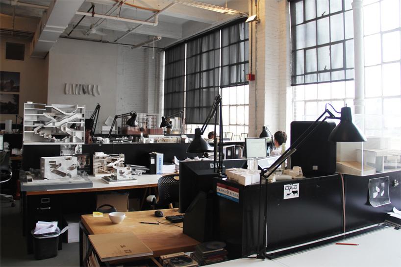 Good Steven Holl Architects Studio Visit Designboom 04