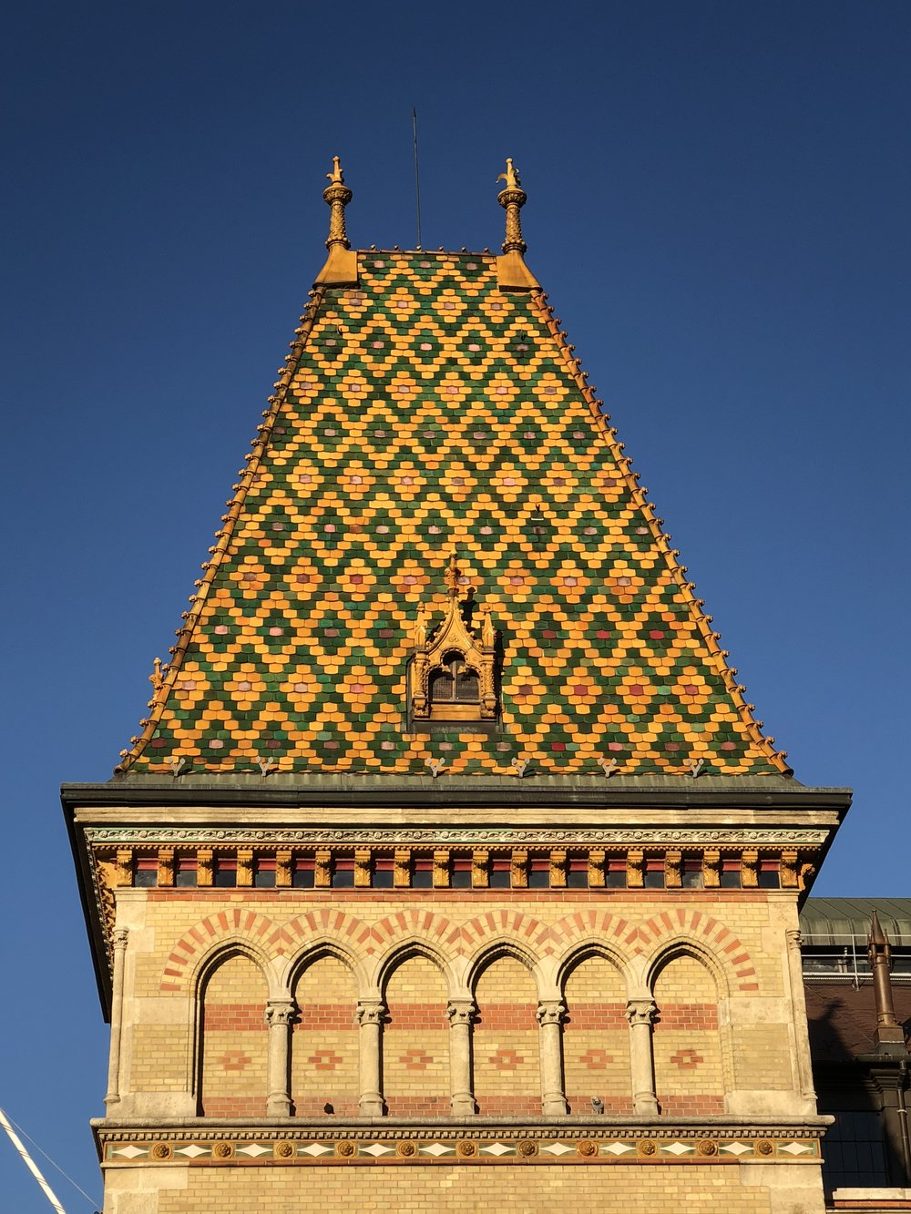 Market Building Budapest