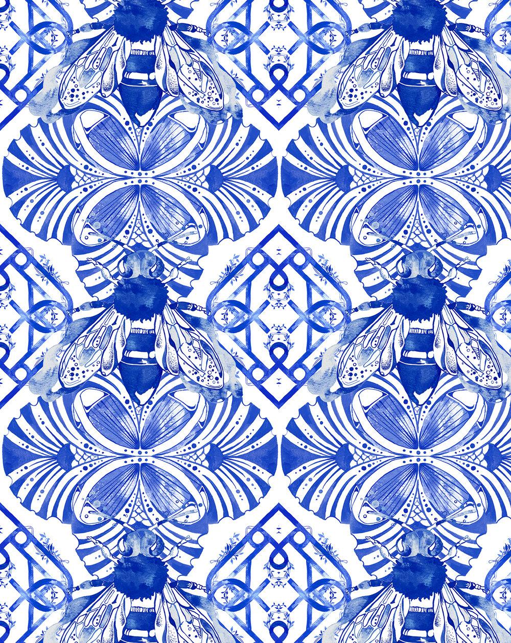 PommeChan_Bee Tiles Pattern1_Lowres_15x15.jpg