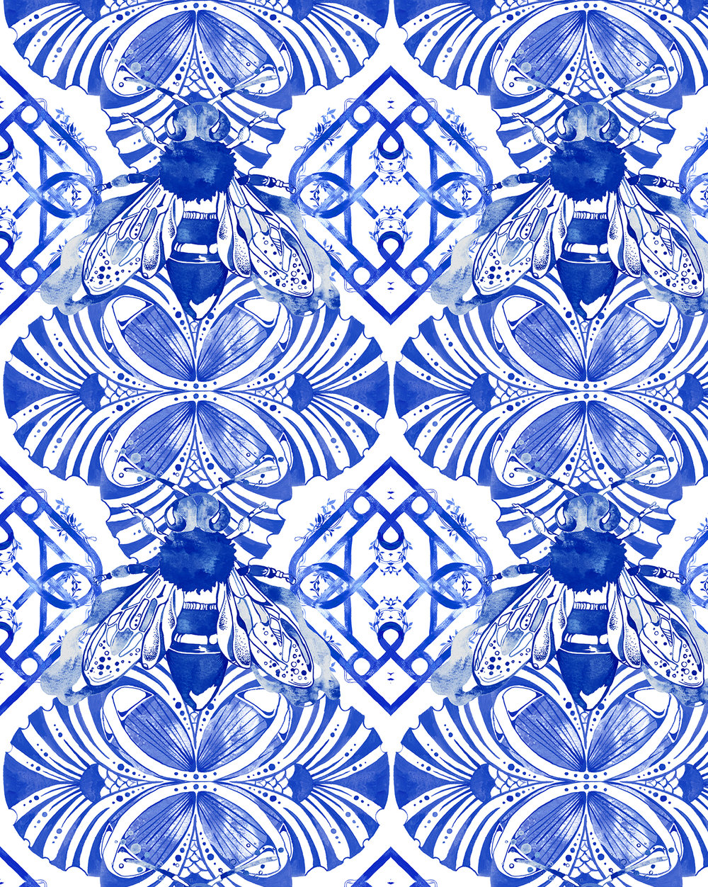 PommeChan_Bee Tiles Pattern1 copy.jpg