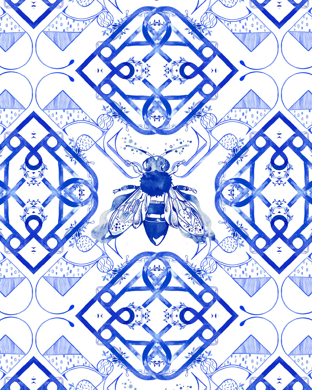 PommeChan_Bee Tiles Pattern3 copy.jpg