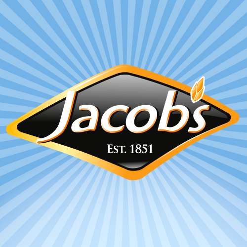 Brand and packaging design projects for Jacob's