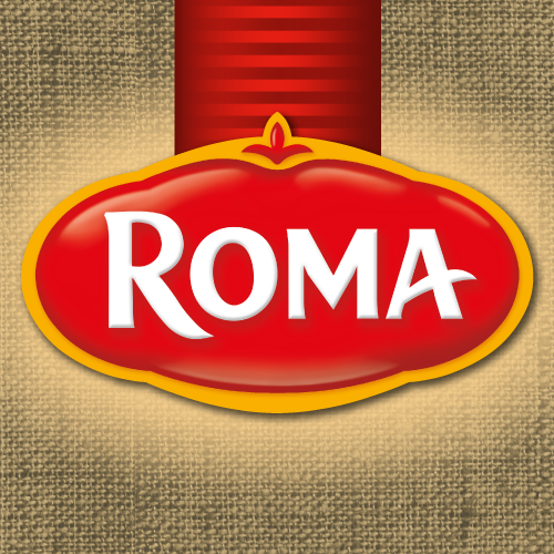Brand refresh and packaging design projects for Roma
