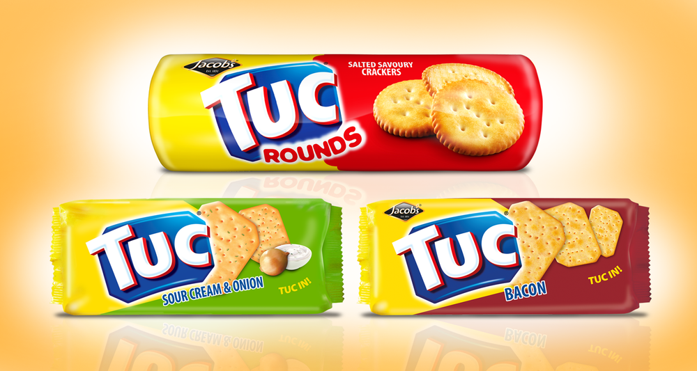 Jacob's Tuc Crackers