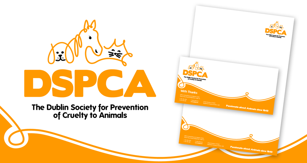 DSPCA Brand & Stationery