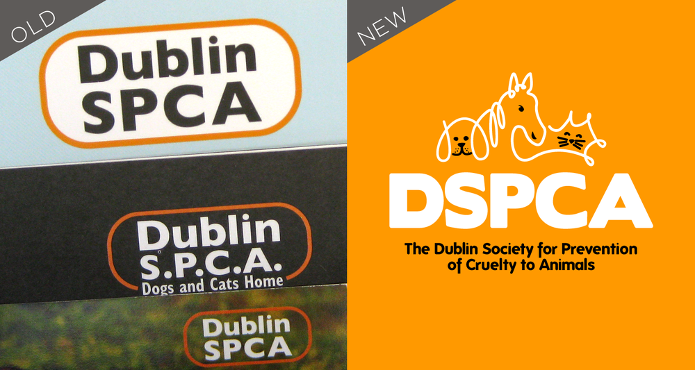 DSPCA Brand – Old/New