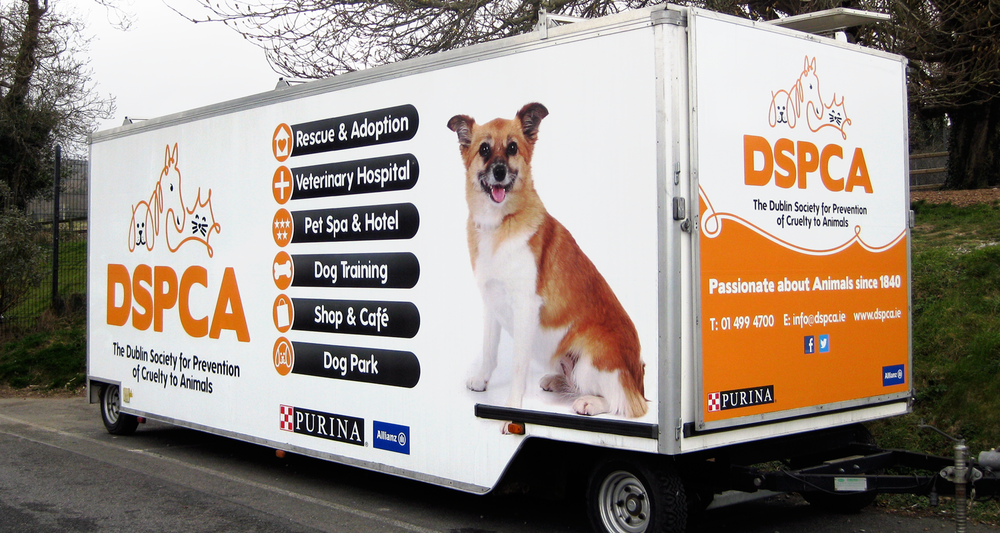 DSPCA Mobile Unit