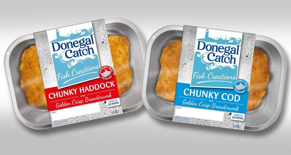 Donegal Catch Chilled Range