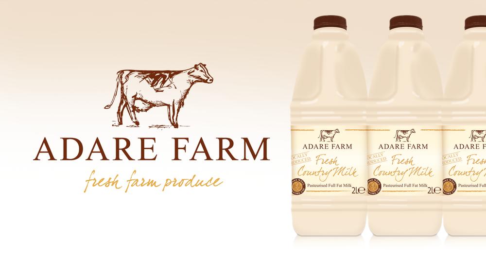 Adare Farm Milk