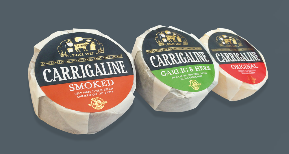 Carrigaline Cheeses