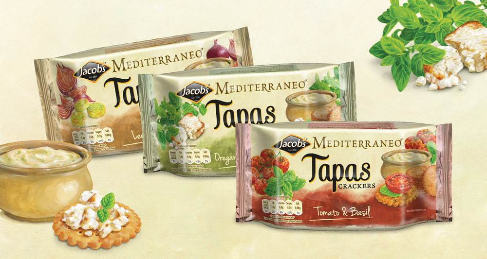 Jacob's Mediterraneo Tapas