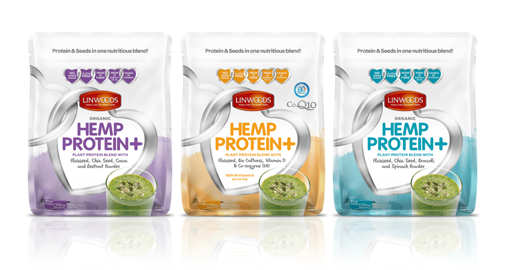 Linwoods Hemp Protein