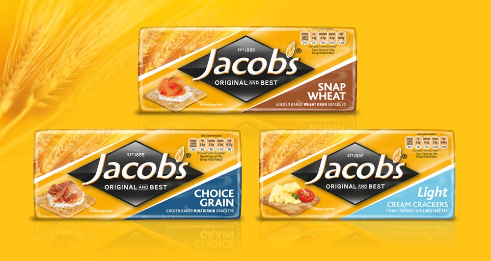 Jacobs Cream Crackers