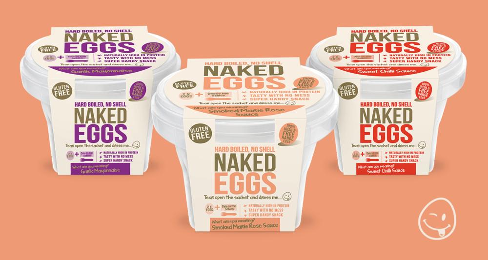 Golden Irish – Naked Eggs