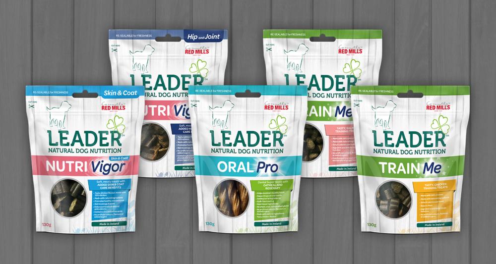 Leader Dog Food