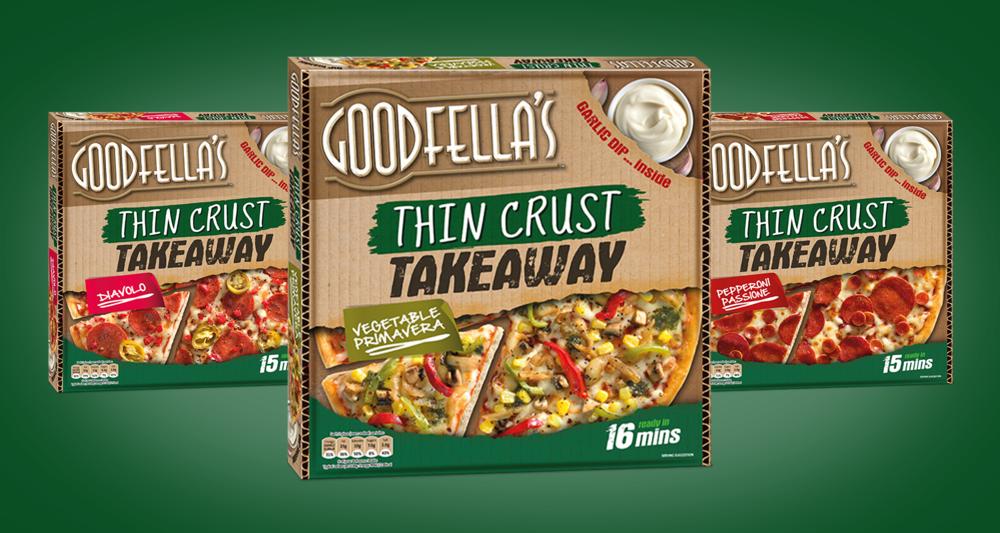 Goodfella's Thin Crust Takeaway