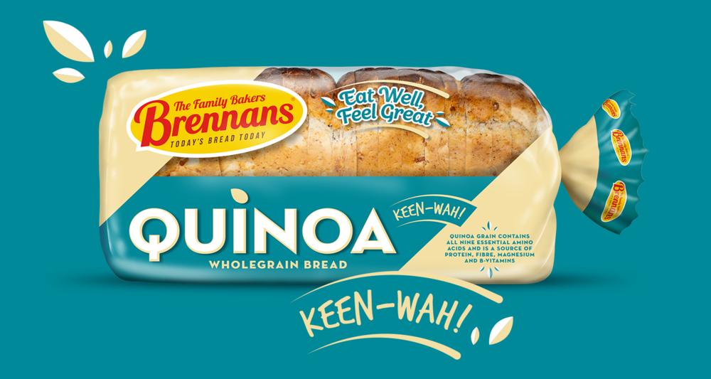 Brennans Quinoa by Mesh