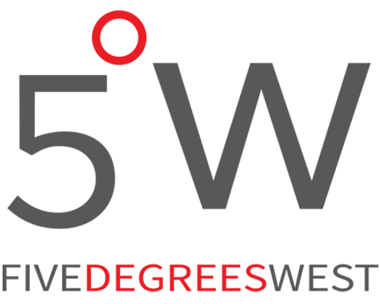 Five Degrees West