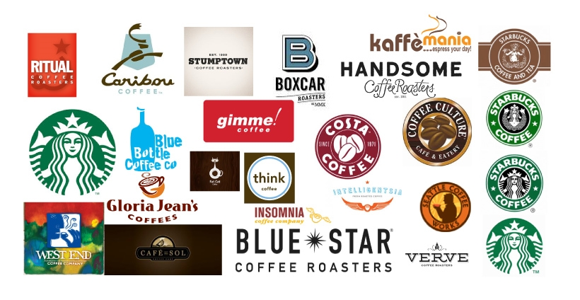 Coffee Manufacturers Logos : The gallery for --> Coffee Brand Logo