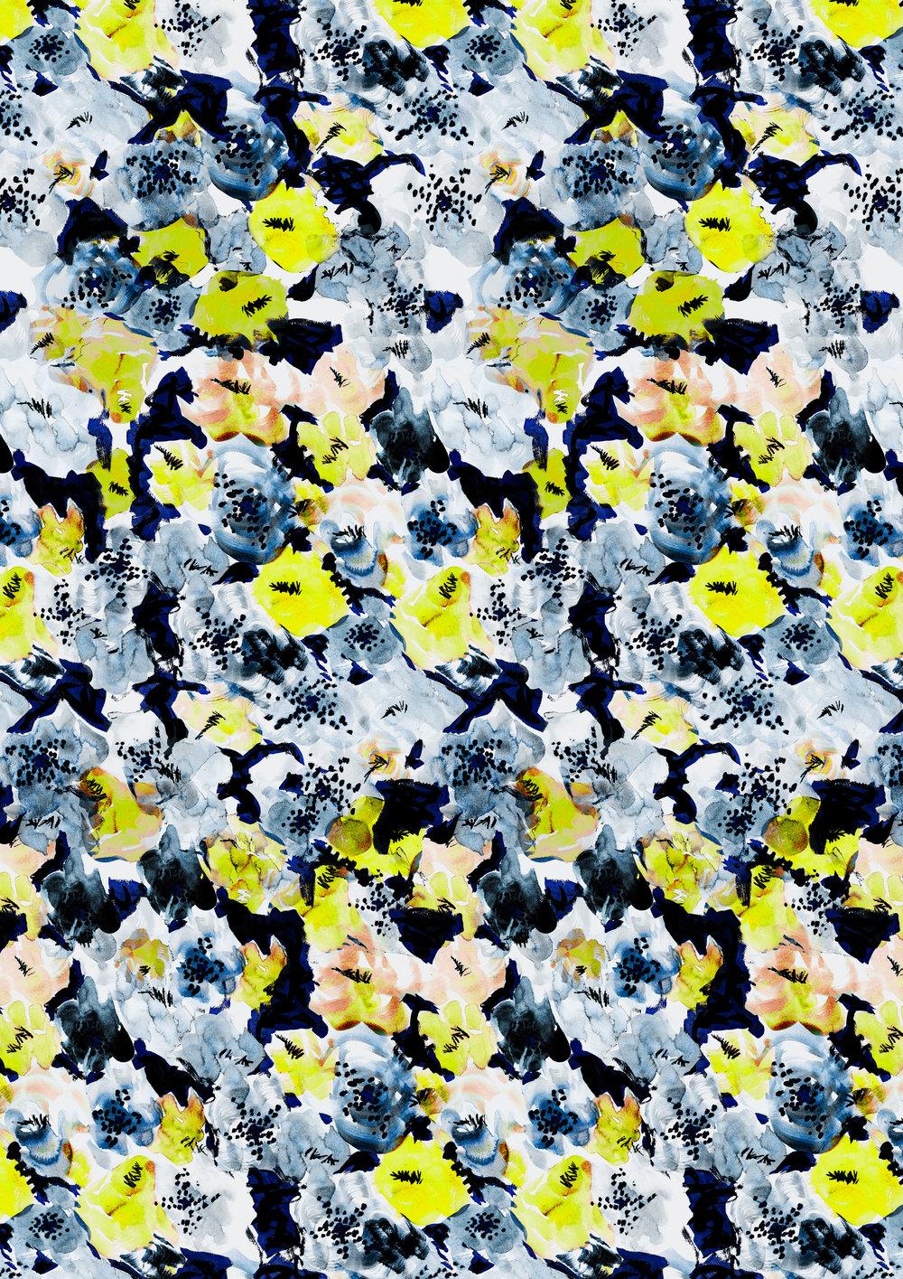 Mariposa print by Violet & wren