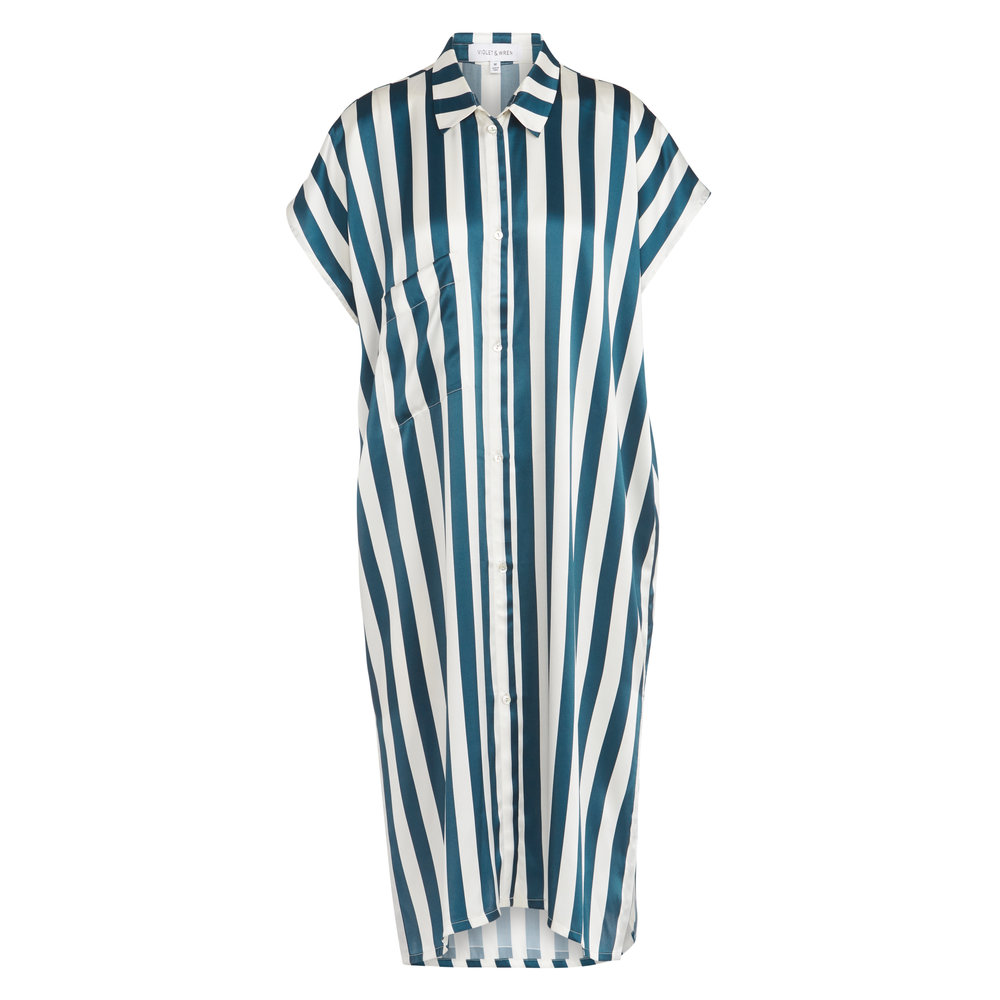 VW0040_VITA STRIPE_SLEEPSHIRT_TEAL AND WHITE STRIPE_01.jpg