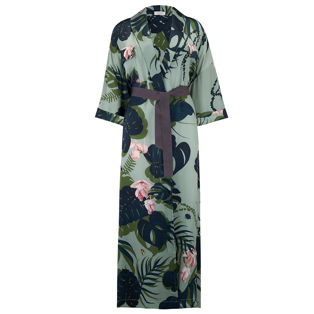 Violet & Wren AW18 - VW0046 Longline Kimono in The Botanist - RRP £425.jpg