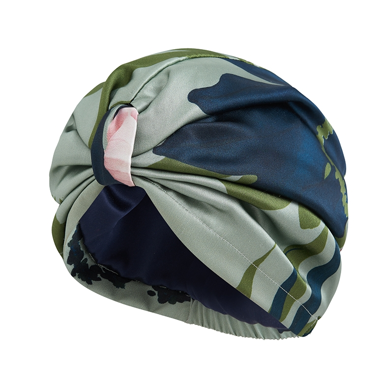 Violet & Wren AW18 - VW0012 Turban in The Botanist- RRP £75.jpg