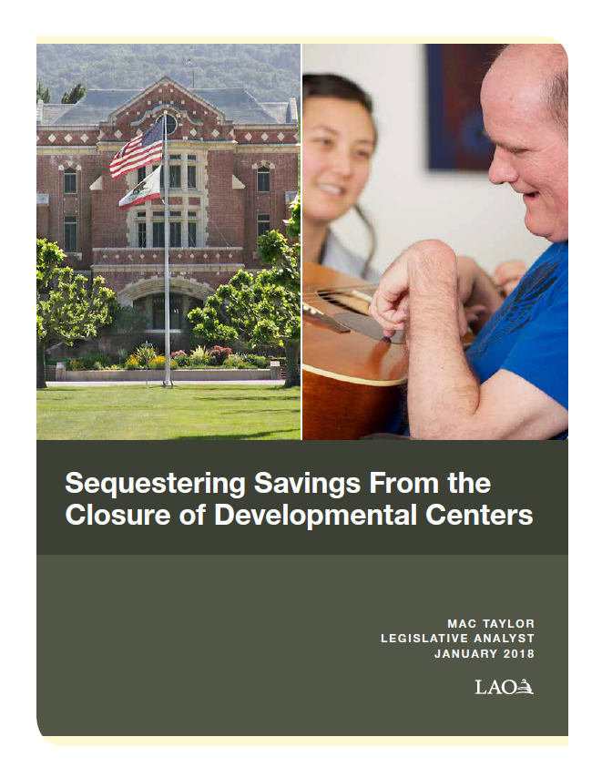Thumbnail_Report_Sequestering Savings From the Closure of Developmental Centers.PNG