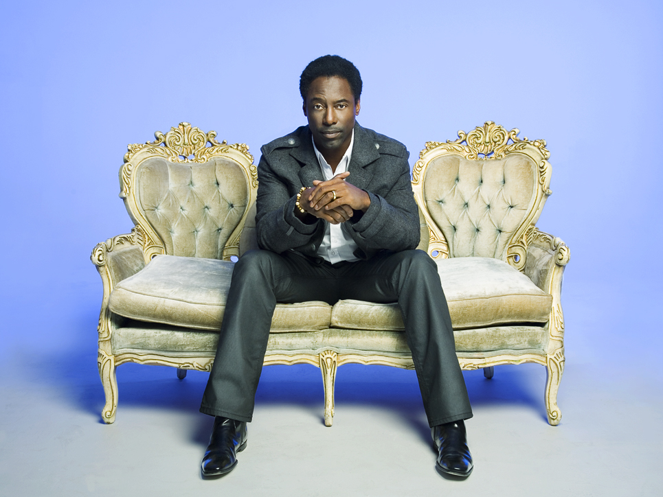Isaiah Washington - A Man From Another Land