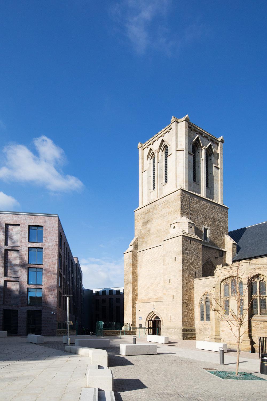 Unite, St Vincent's Place, Sheffield | St. Vincents Church