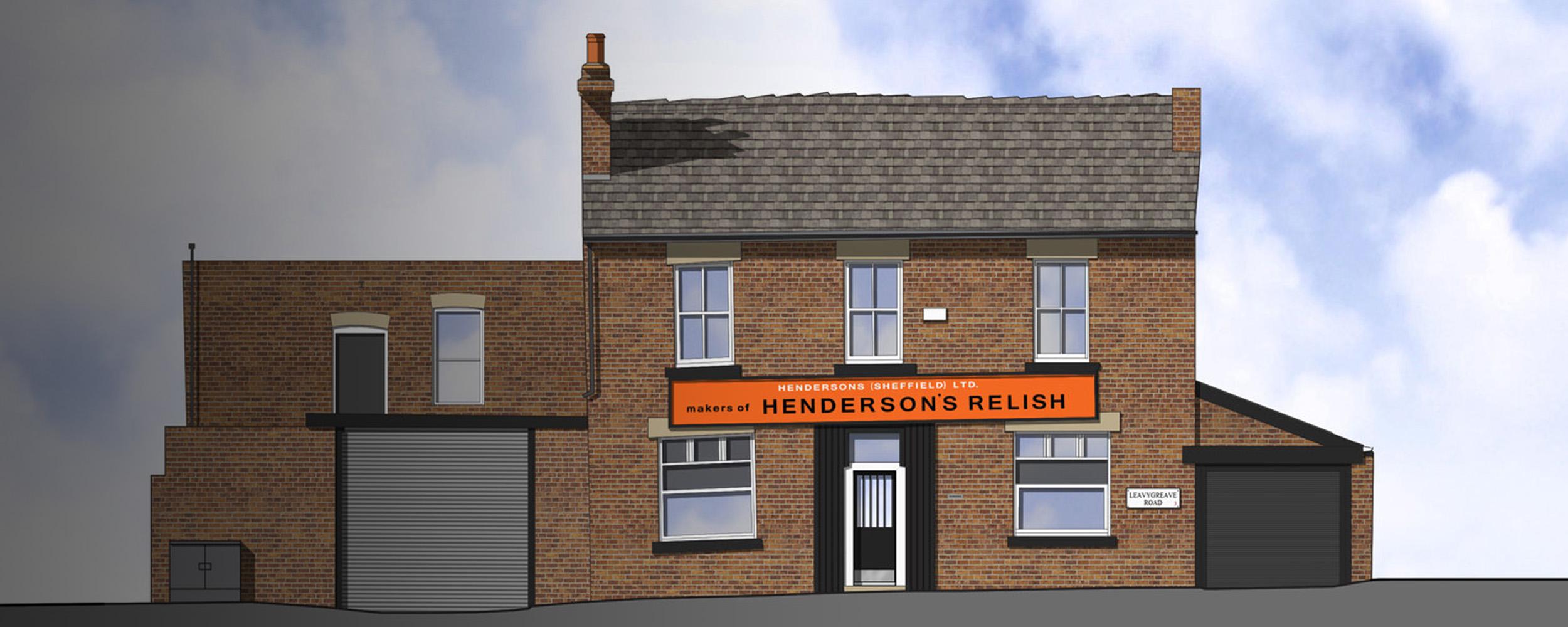 Hendersons Relish