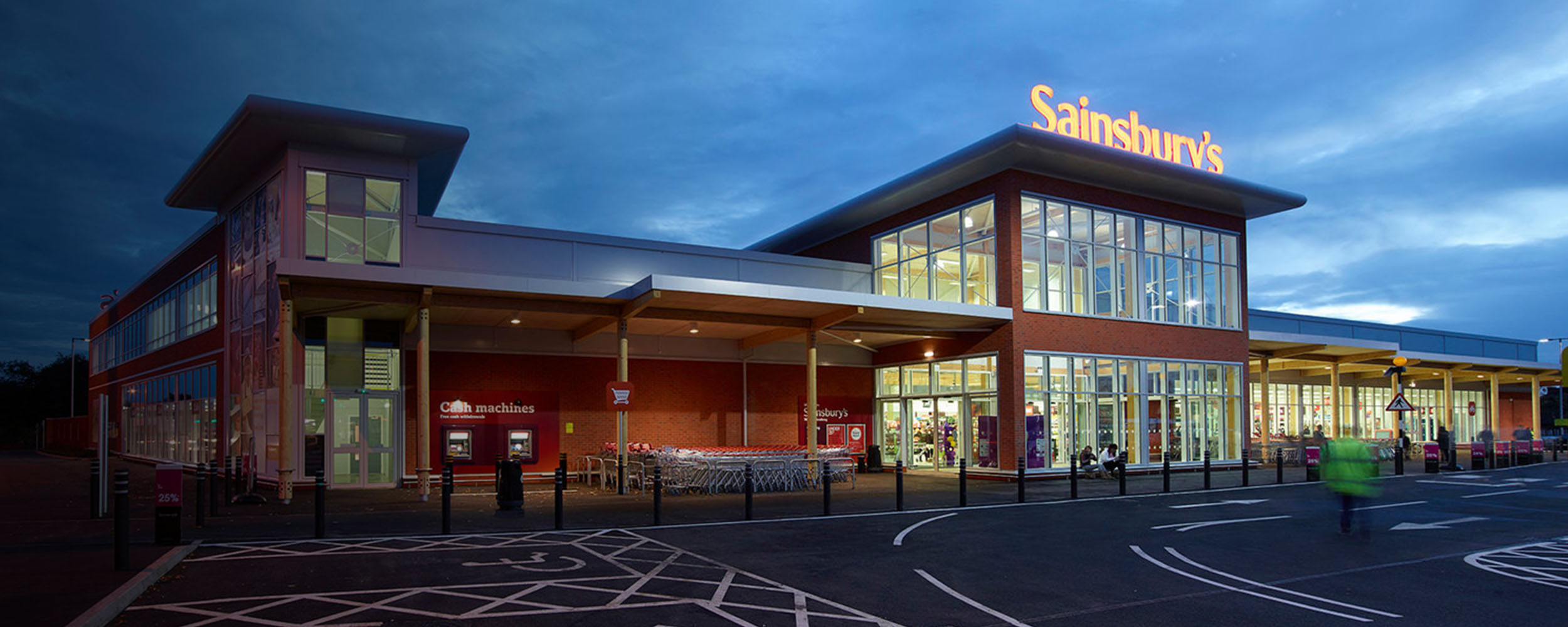 Sainsburys, Melton Mowbray