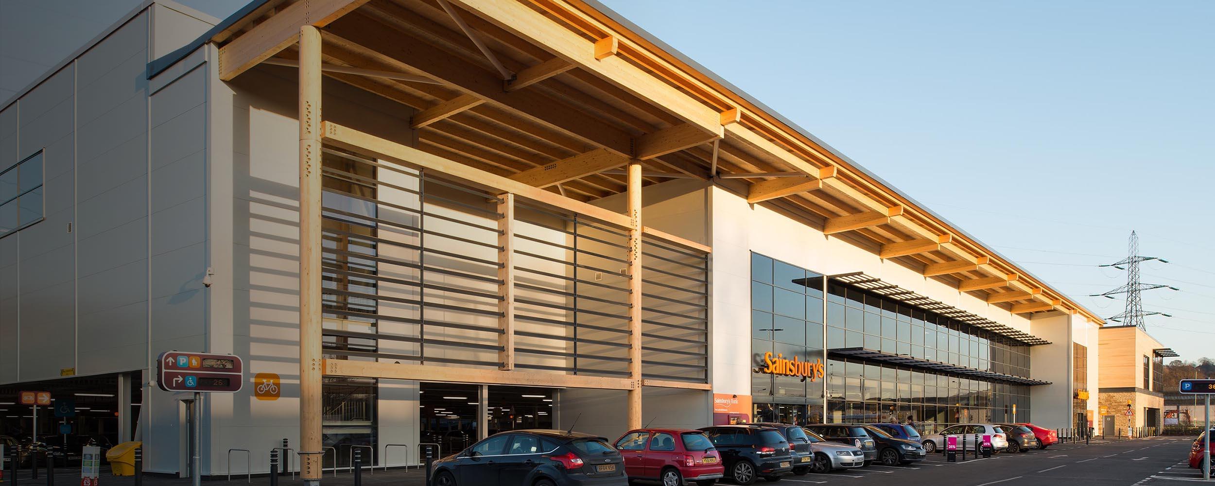 Sainsburys, Sheffield