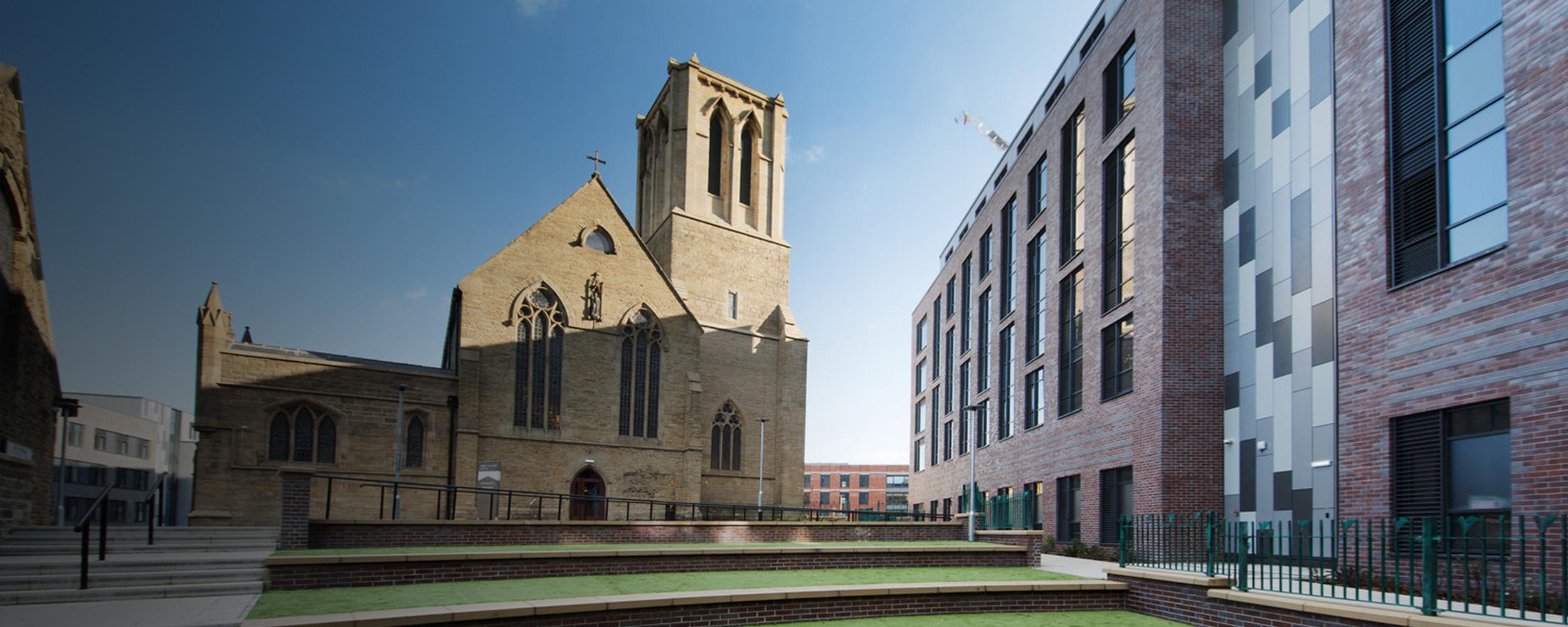 Unite St Vincents, Sheffield