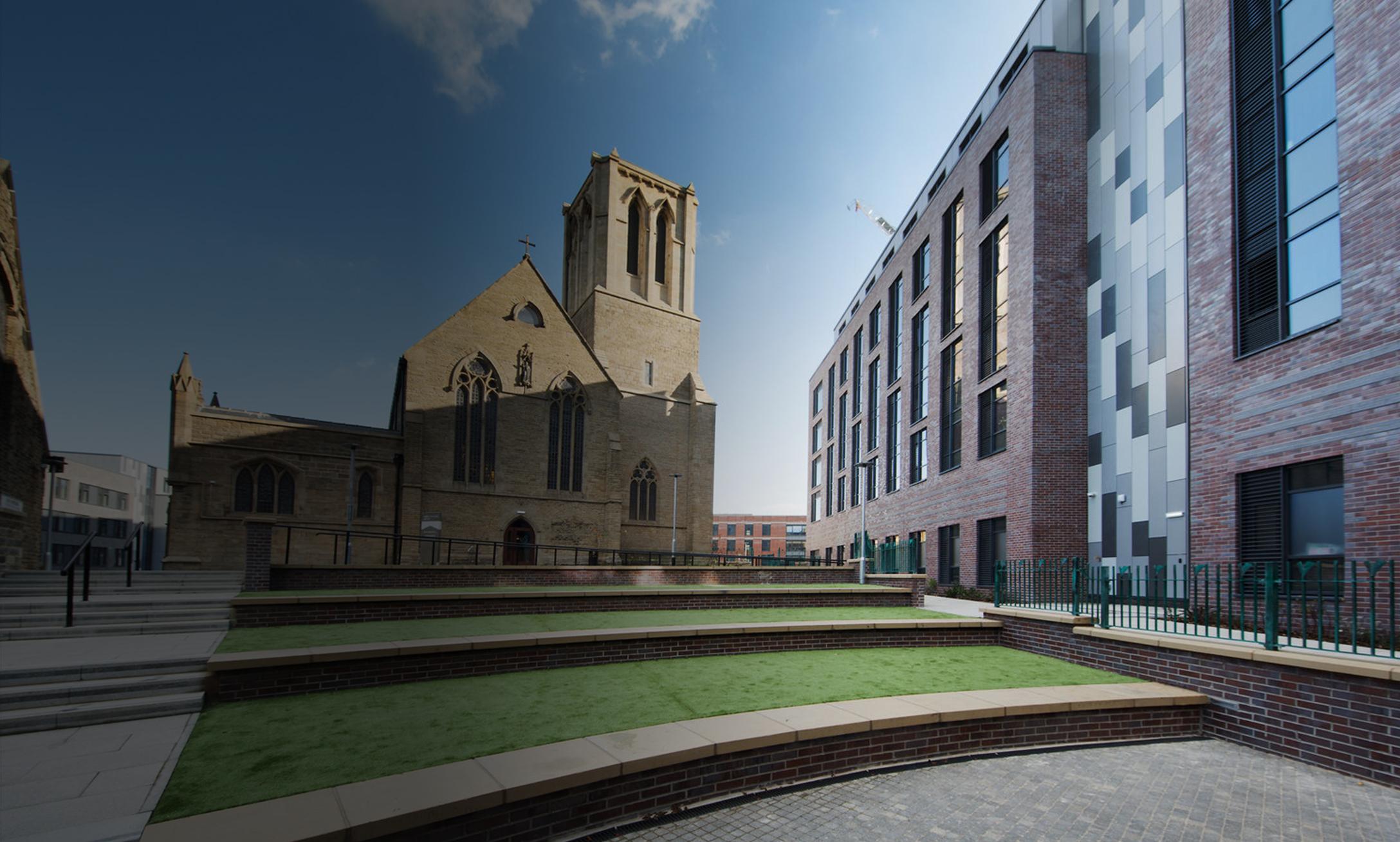 St Vincents Sheffield
