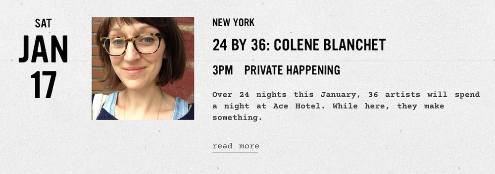 ACE HOTEL ANNOUNCEMENT