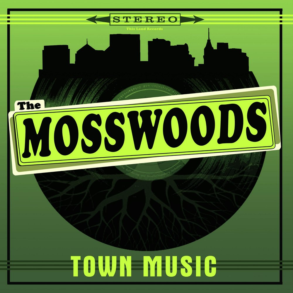 Town Music album cover