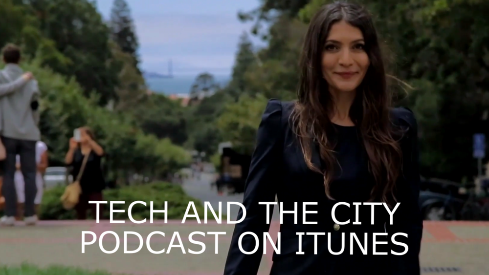 subscribe to Tech and the city on itunes