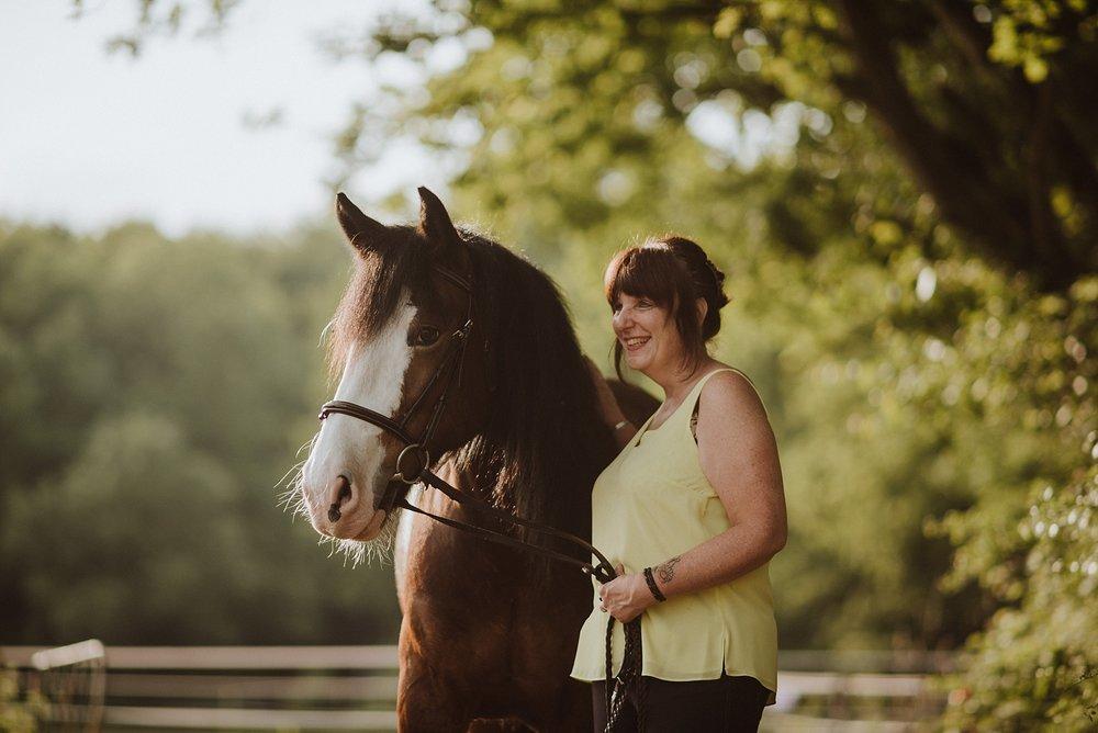 horse portrait photographer
