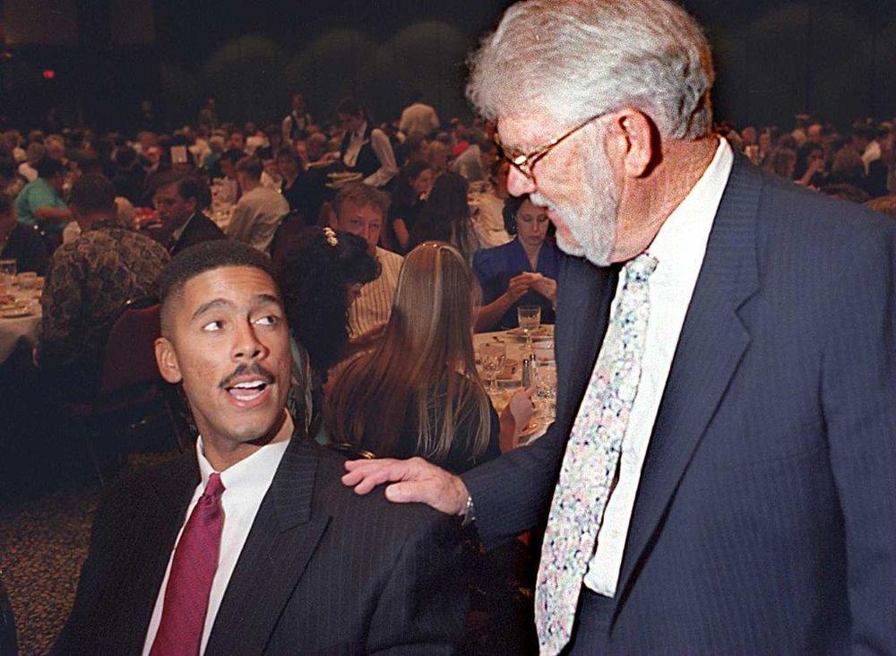 Brad Daugherty & Joe Eblen