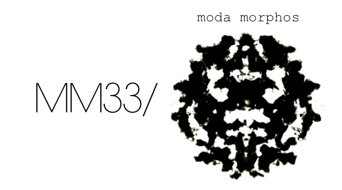 MM33 / Moda Morphos