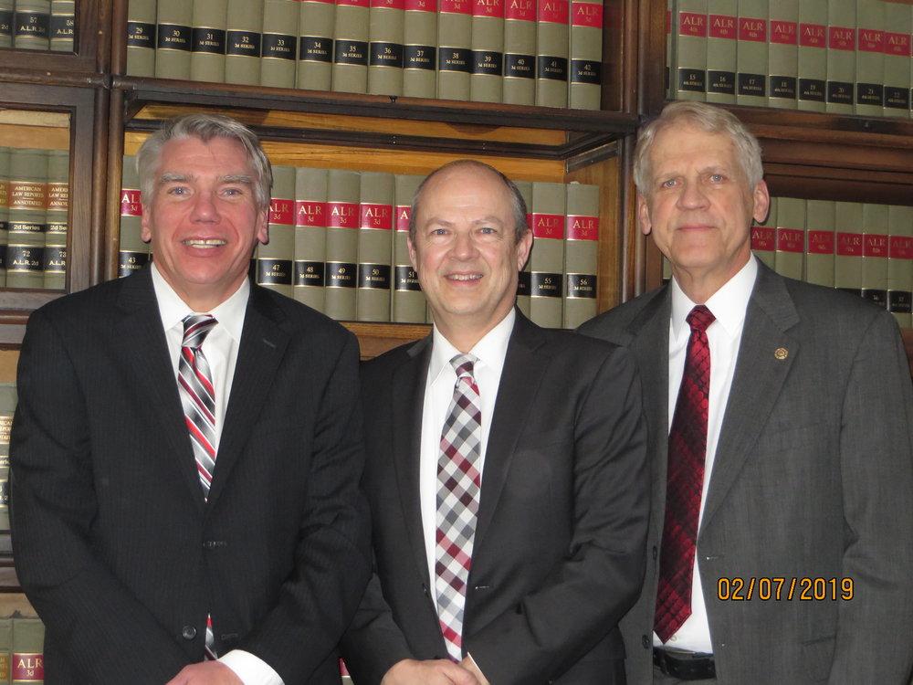 KENT a. BIEBERICH, DAVID L. ZEBELL, & ROBERT L. HUMBARGER