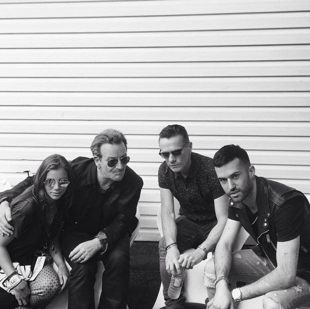 U2 & Atrak