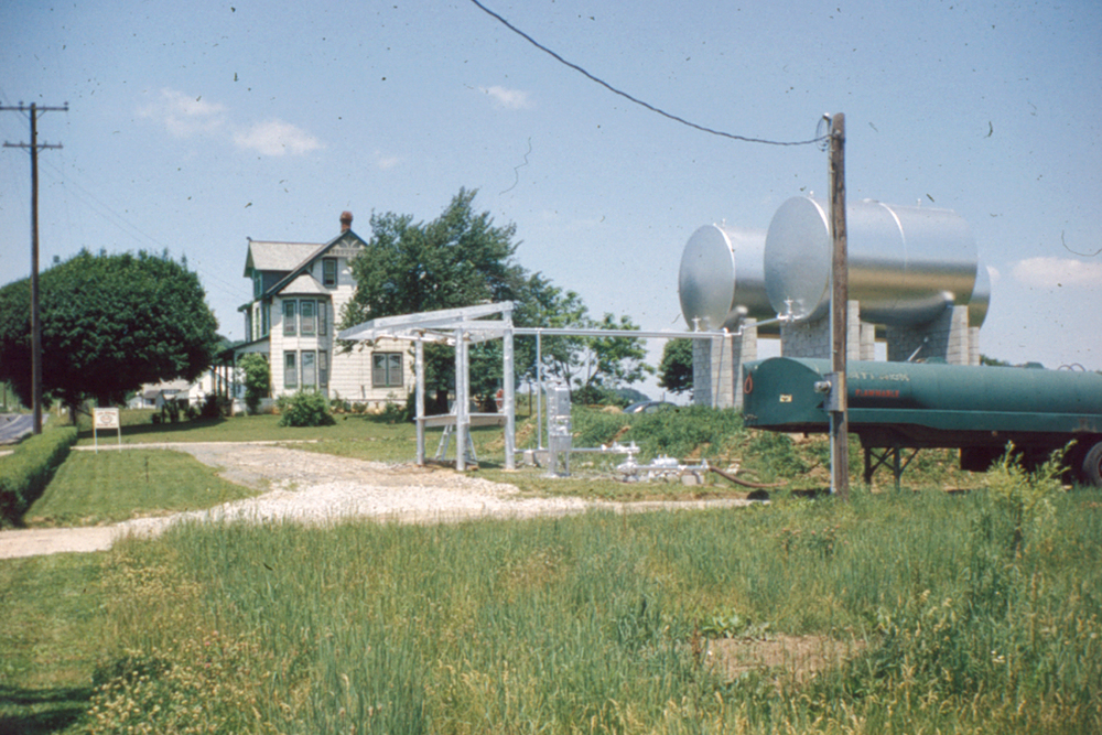 Elverson Pa fuel oil business since 1954