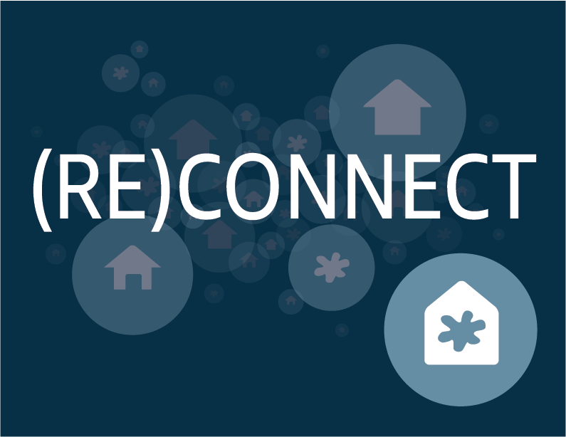 (re)connect series slide