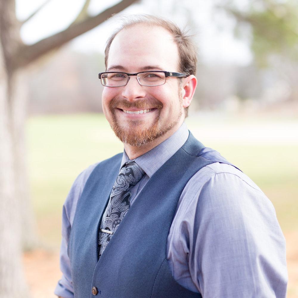 Pastor Travis Jarrett